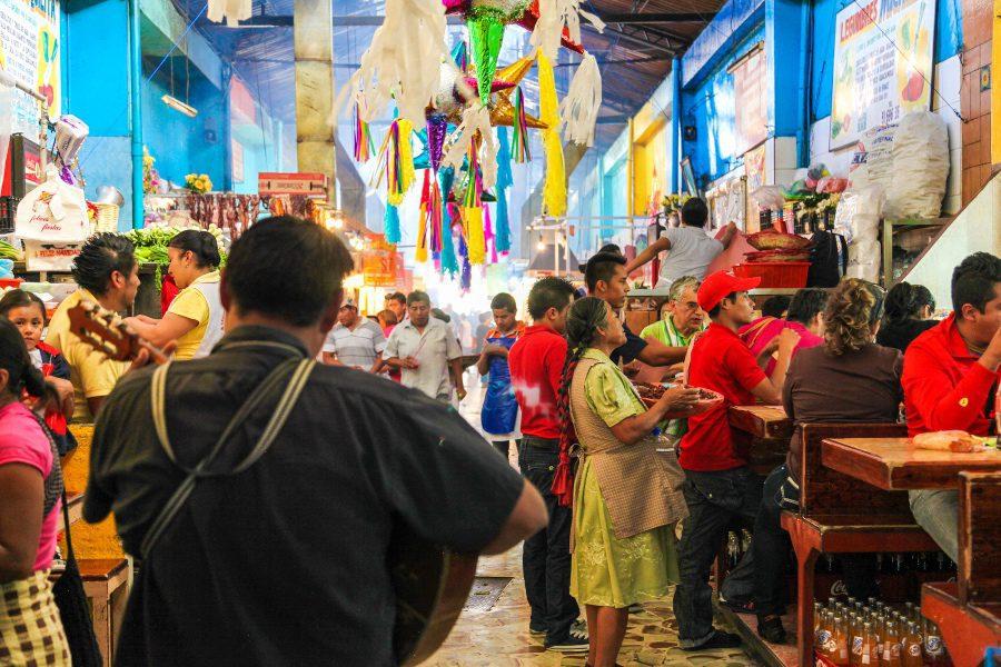 Best Food in Mexico Top 5 Food Cities Oaxaca Market