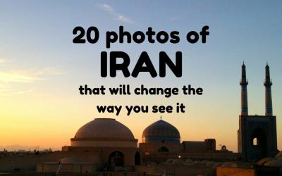 Iran 20 photos