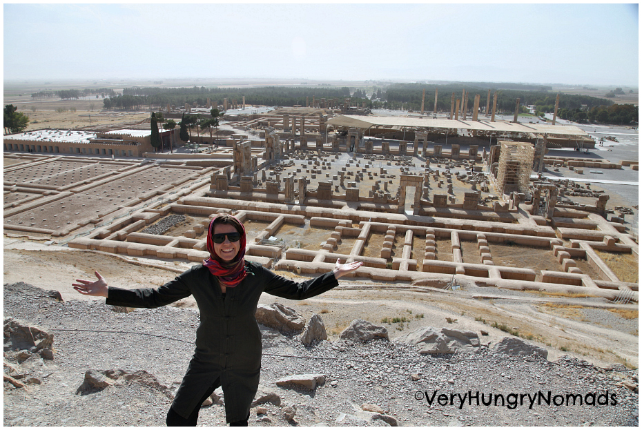 travel to iran persepolis