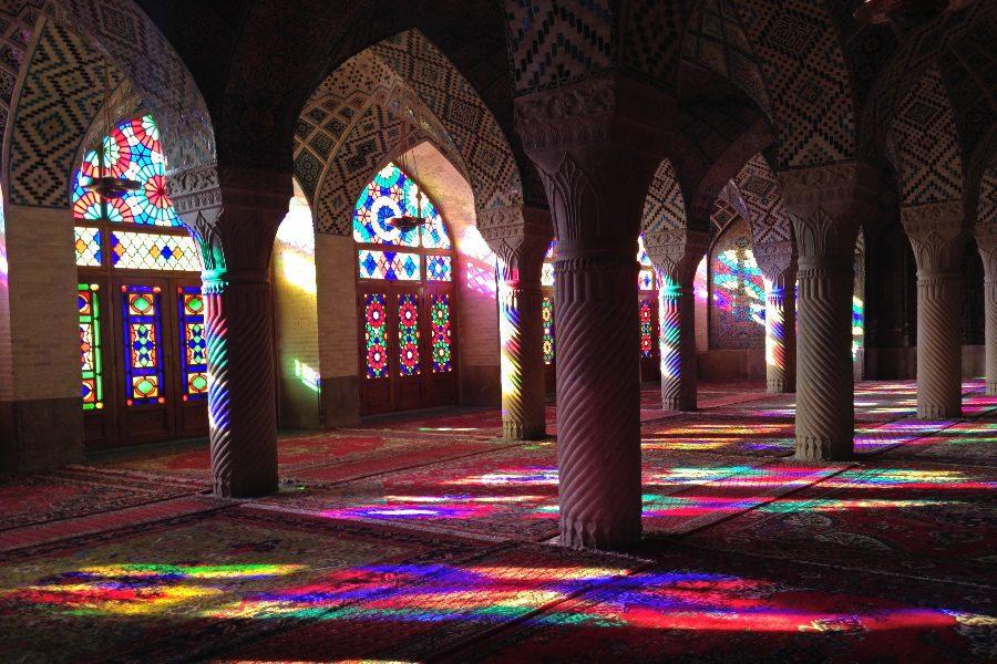 photos of iran Nasir al-Mulk Mosque