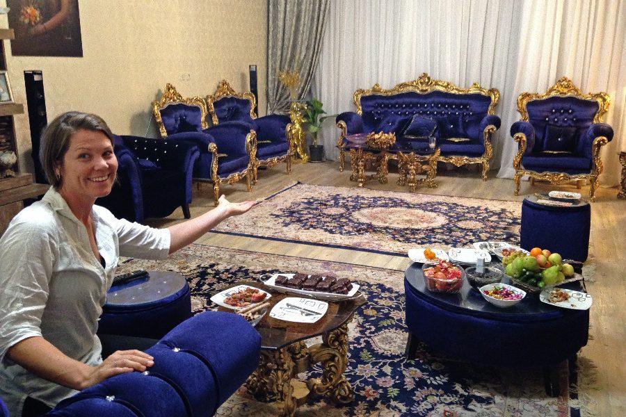 photos of iran iranian home