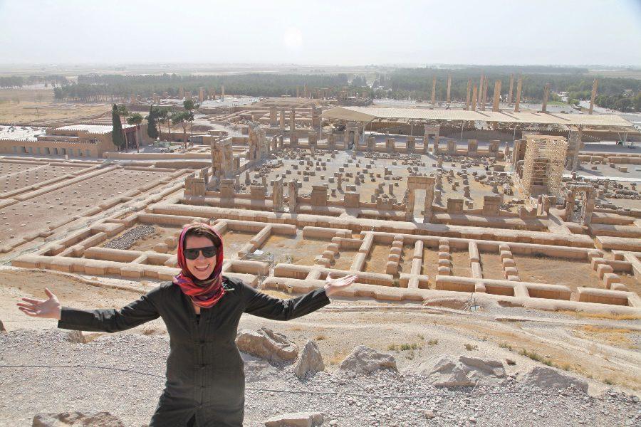 photos of iran persepolis