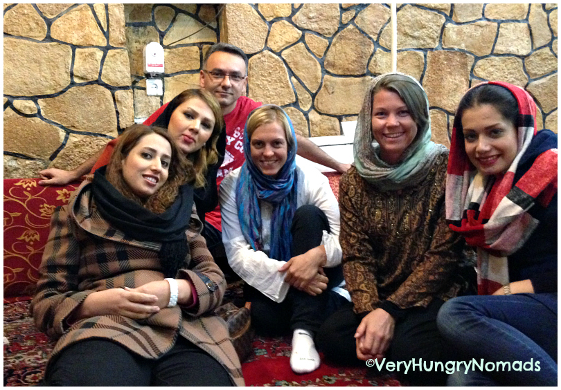 why travel to iran the people