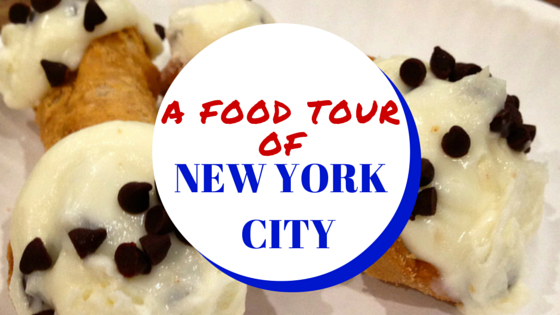 A Food Tour Of New York Very Hungry Nomads