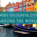 7 Most colourful cities