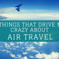 Five things about air travel