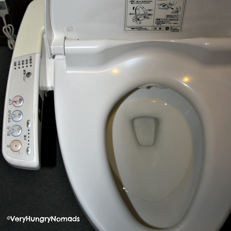 Bad Travel Days - Toilet