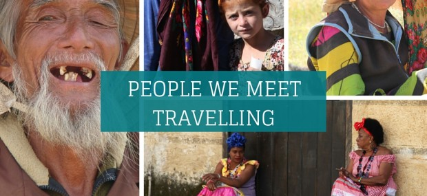 People we meet travelling