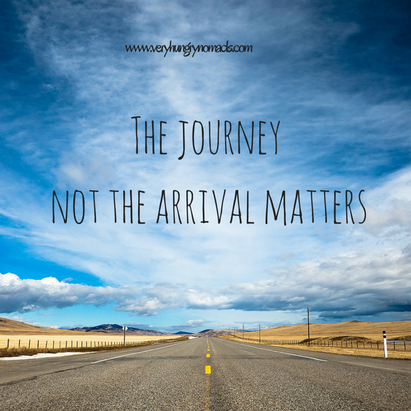 the journey not the arrival matters The journey, not the arrival, matters essays: over 180,000 the journey, not the arrival, matters essays, the journey, not the arrival, matters term papers, the journey, not the arrival, matters research paper, book reports 184 990 essays, term and research papers available for unlimited access.