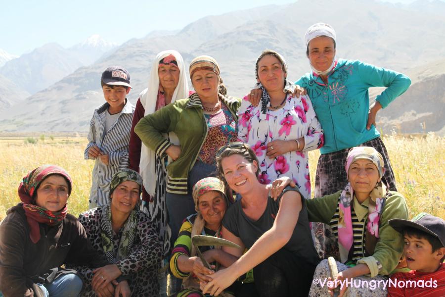 people of tajikistan