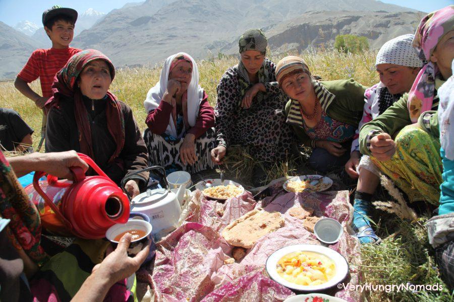 the food tajikistan