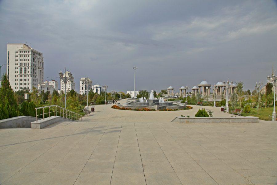 Hardest country to visit - Turkmenistan