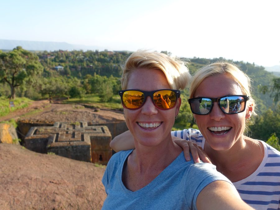 two days in lalibela st george church