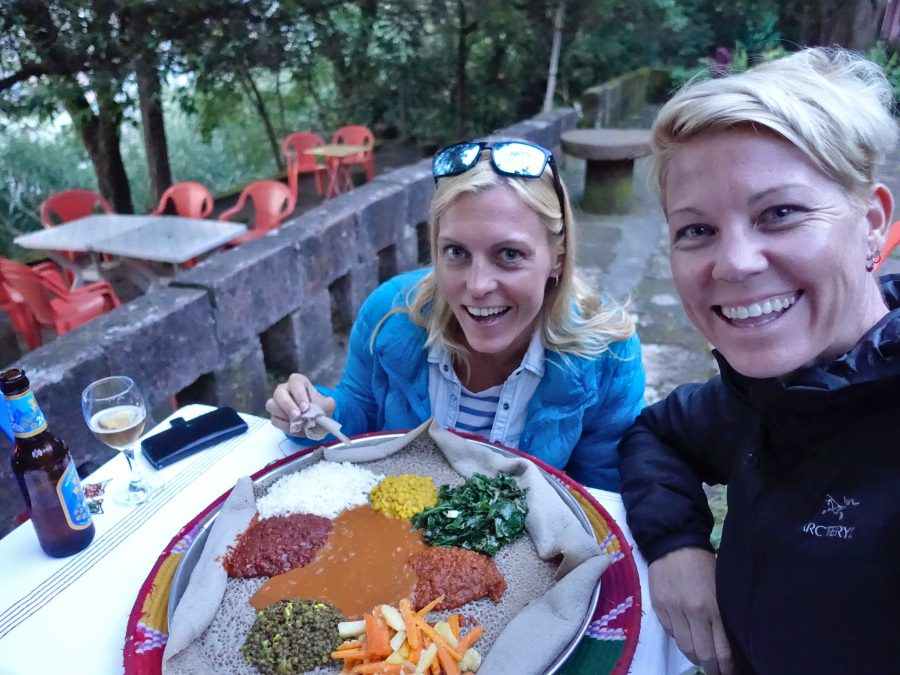 where to eat in lalibela olive tree hotel