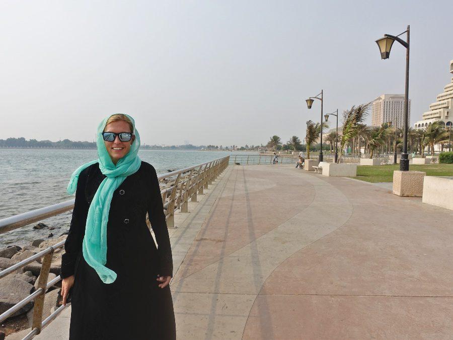 Visiting Saudi Arabia - Corniche