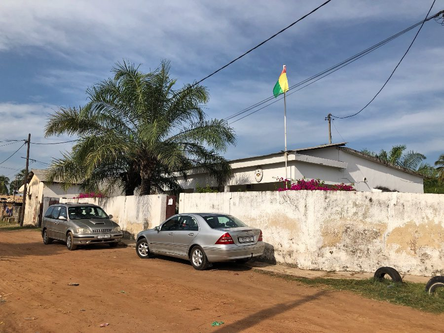 Embassy of Guinea-Bissau in Ziginchor, Senegal