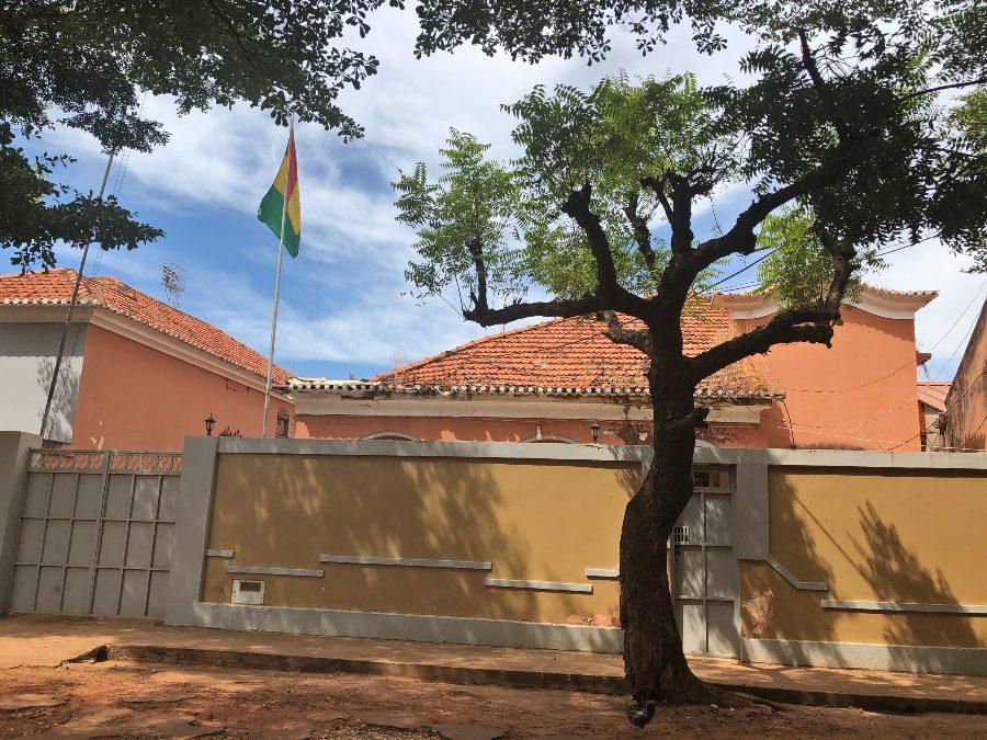 Embassy of Guinea in Bissau, Guinea Bissau