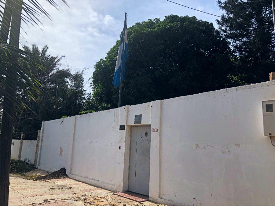 Embassy of Sierra Leone in Dakar, Senegal