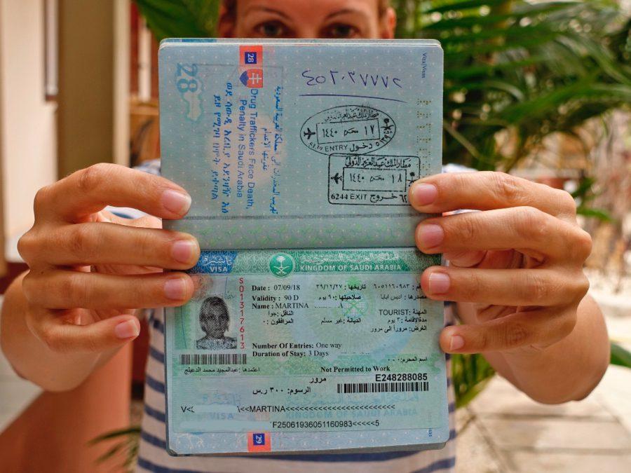 How to get visa for Saudi Arabia