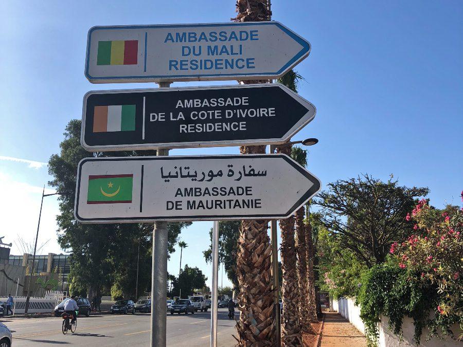Mauritania Visa Embassy in Rabat