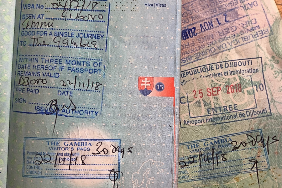 Our Visa The Gambia