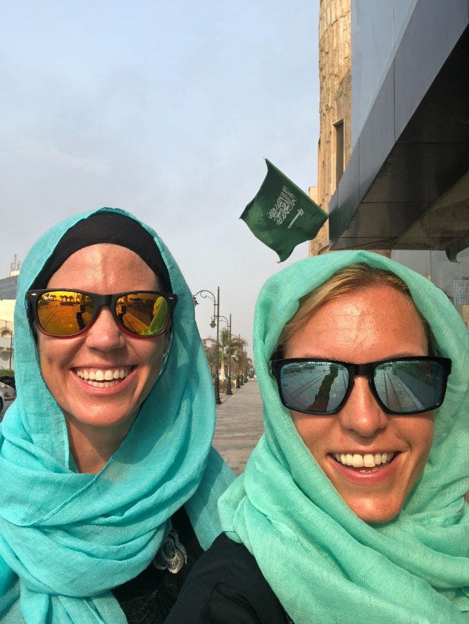Visiting Saudi Arabia -