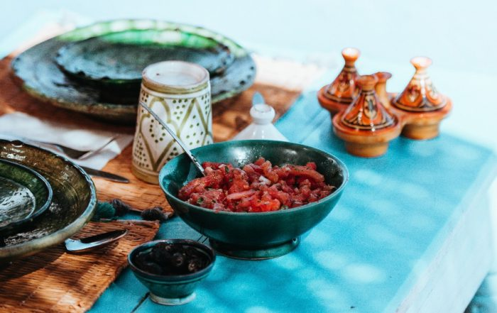 what to eat in marrakech - tagine
