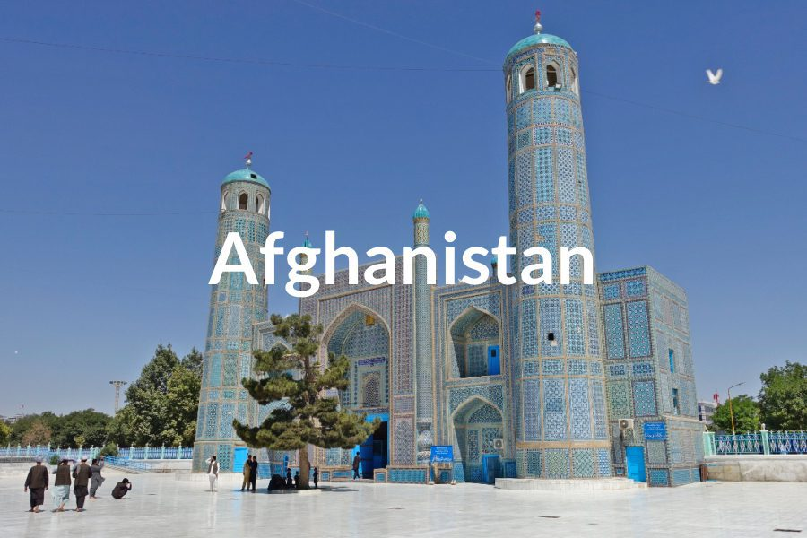 Afghanistan Featured