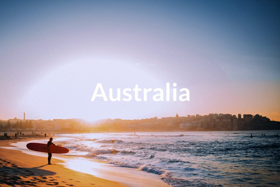 Australia Featured