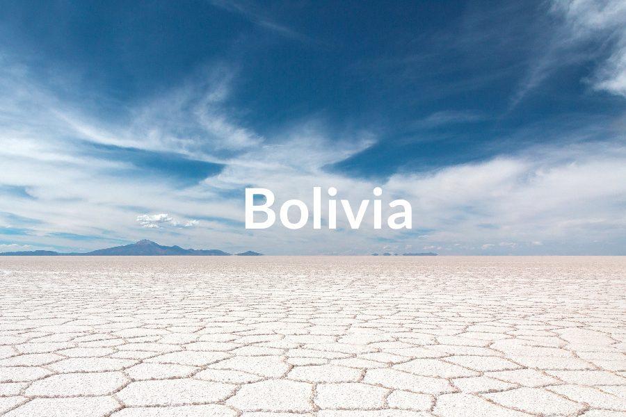 Bolivia Featured