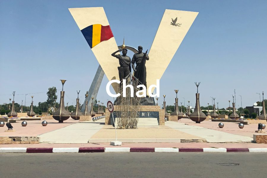 Chad Featured
