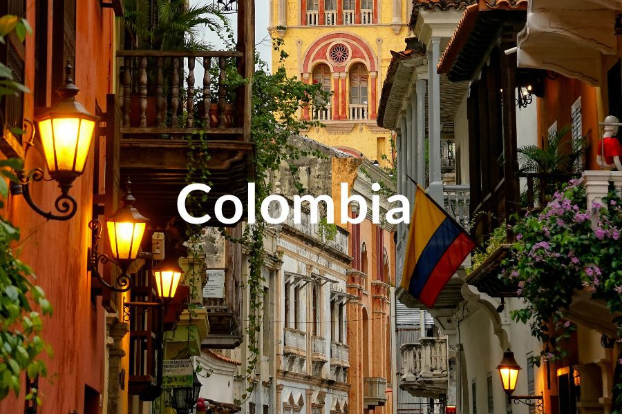 Colombia Featured