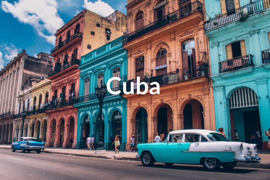Cuba Featured