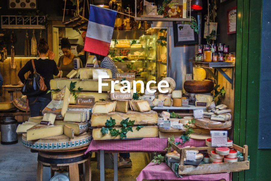 France Featured