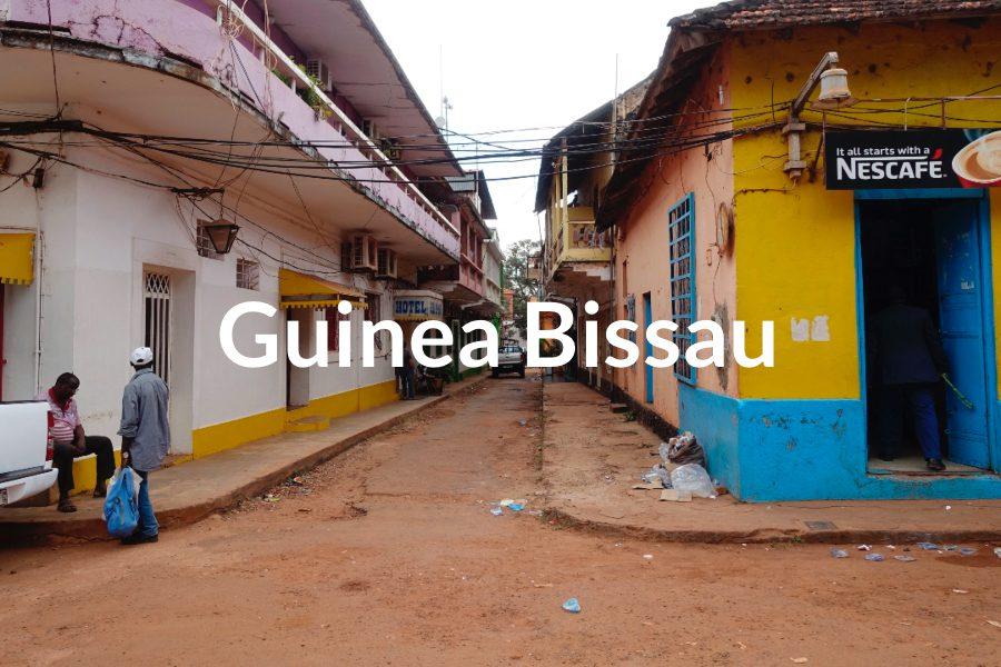 Guinea-Bissau Featured