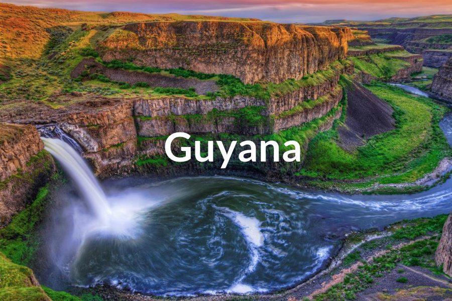 Guyana Featured