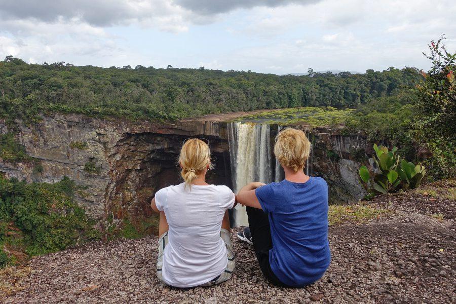 Guyana #visiteverycountry