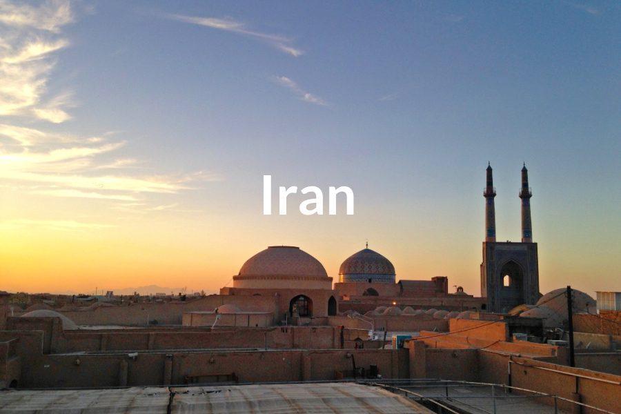 Iran Featured