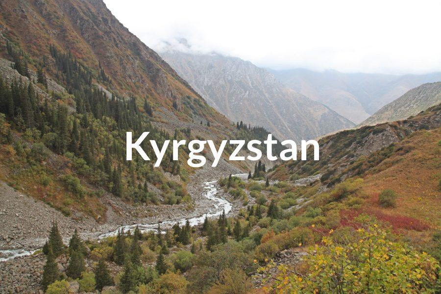 Kyrgyzstan Featured