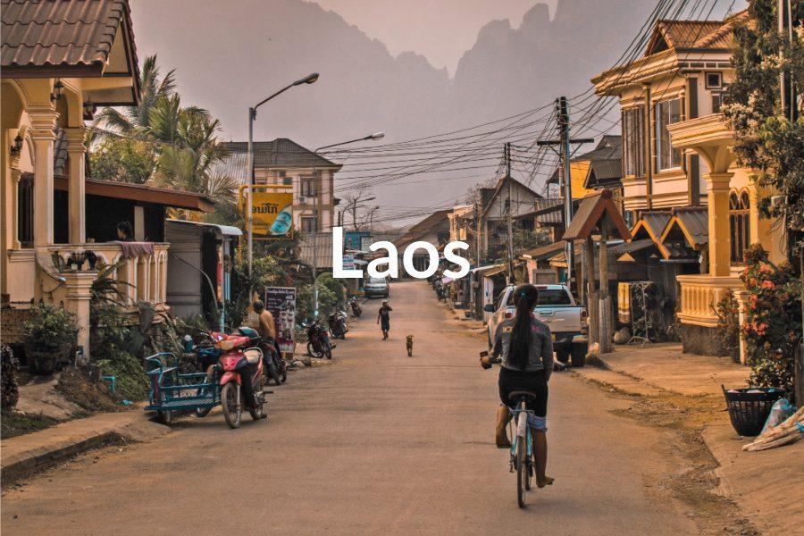 Laos Featured