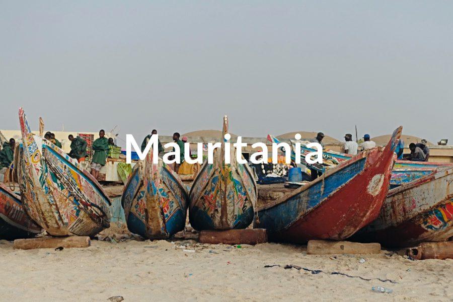Mauritania Featured