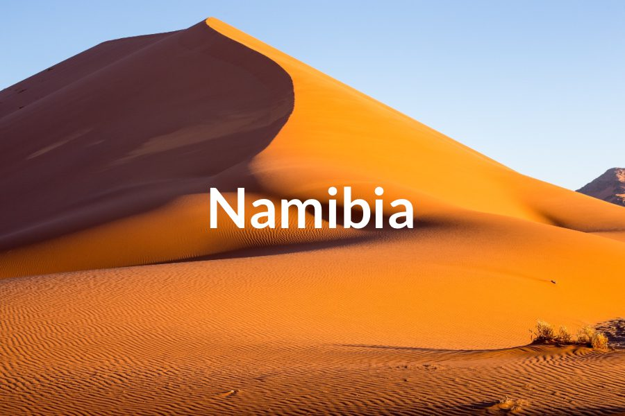 Namibia Featured
