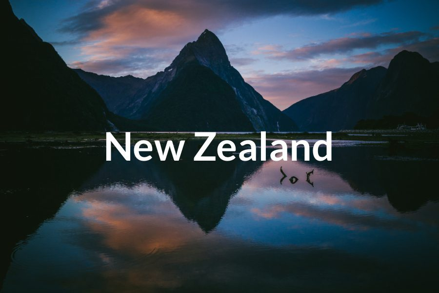 New Zealand Featured