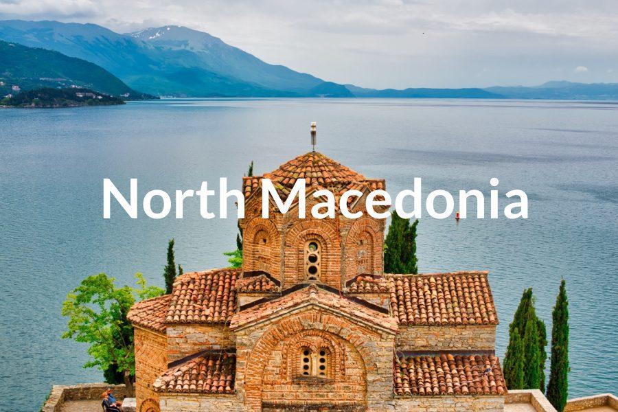 North Macedonia Featured