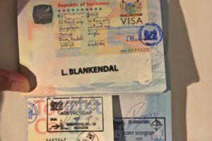 Our Visa Suriname