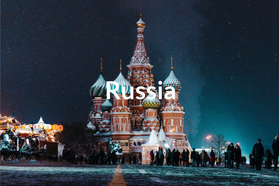 Russia Featured