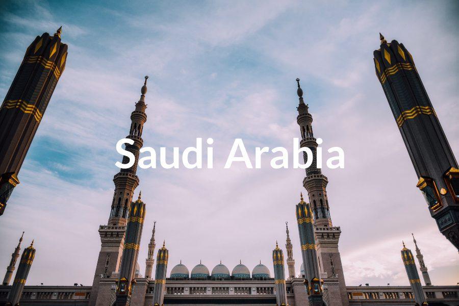 Saudi Arabia Featured