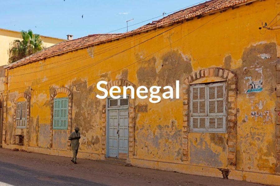 Senegal Featured