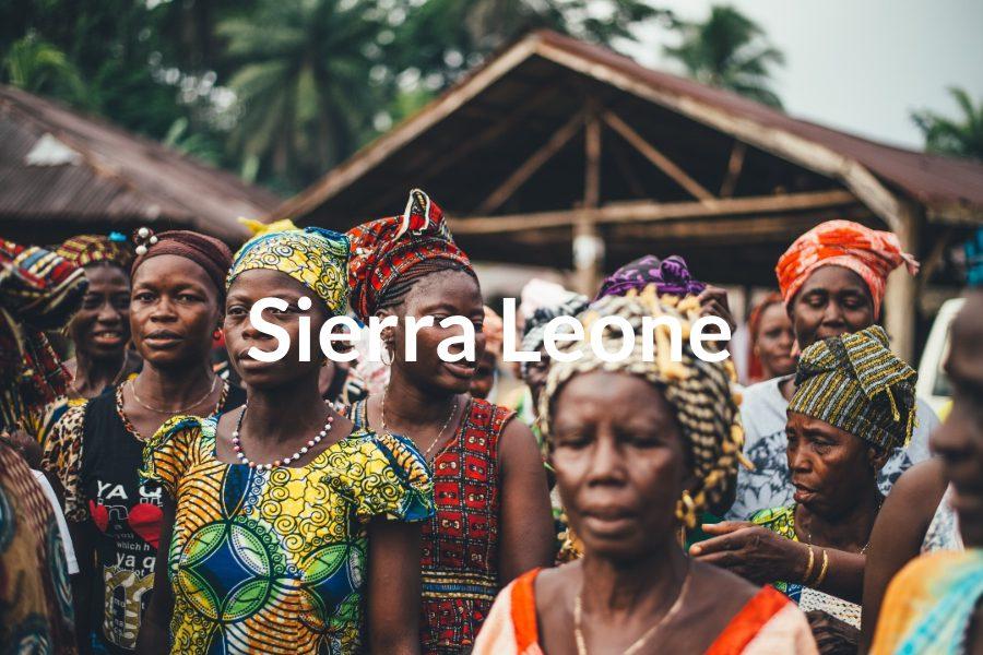 Sierra Leone Featured