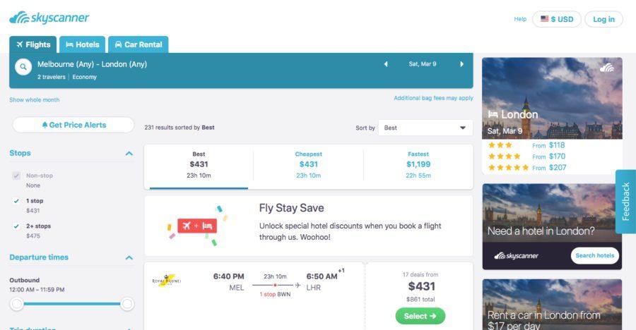 best websites to save money